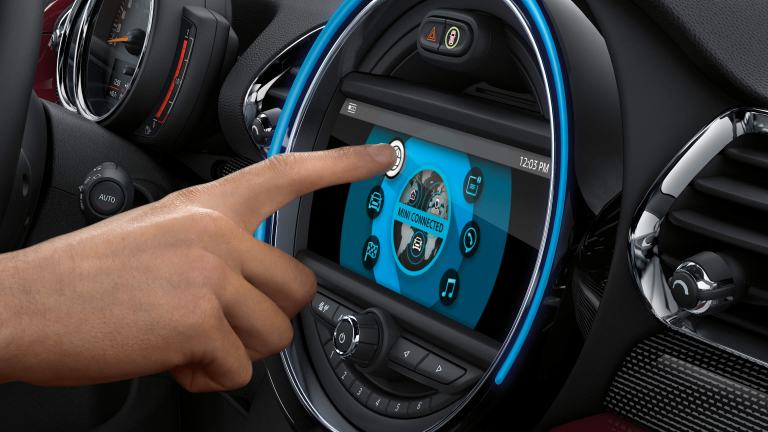 MINI Infotainment